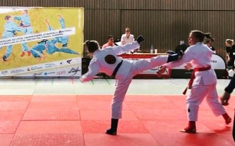 Deutsche Meisterschaften Fighting 2019