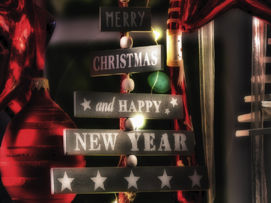 Weihnachtsgrüße 2019